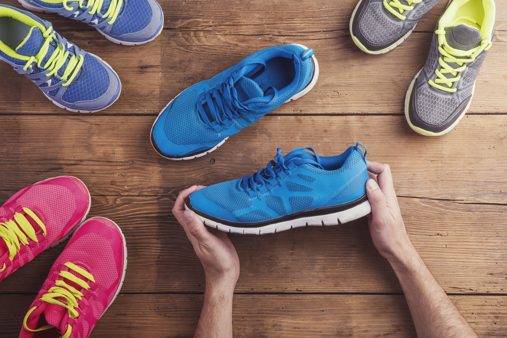 Stock Up on Spring Sneakers From These Local Shoe Stores